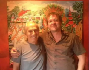 德隆瓦洛.默基瑟德克Drunvalo Melchizedek and Andy McRae