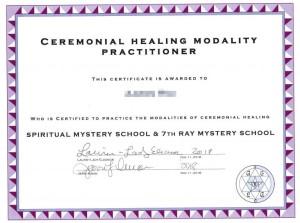 卡巴拉儀式療癒(Cabalistic Ceremonial Healing Modality Practitioner)2